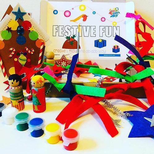 Festive Fun Art Box
