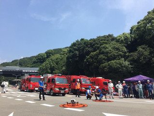 神戸市防災訓練に参加しました