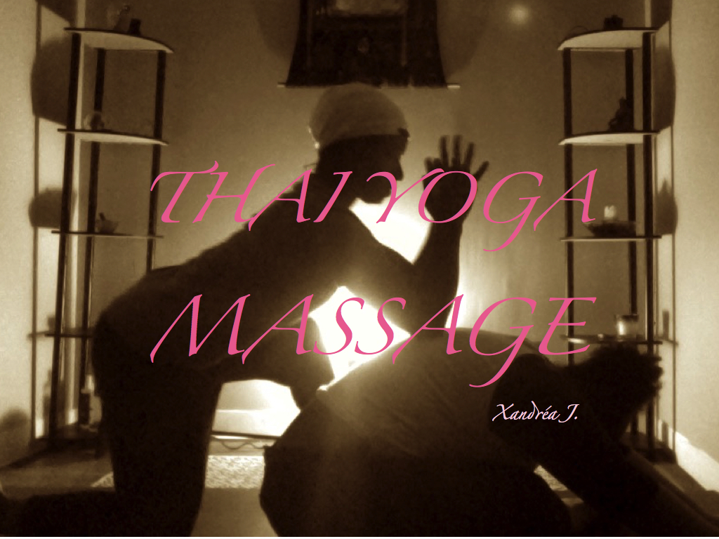 Xandrea J. Thai Yoga Massage TYM