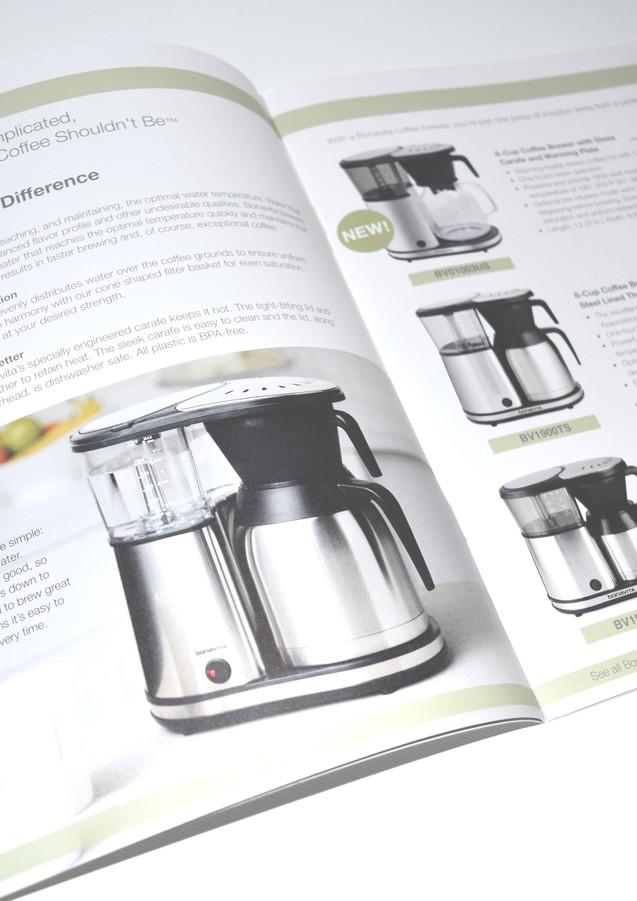 Bonavita Product Brochure