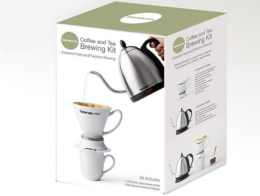 Bonavita Coffee Brewer Packaging Dillard's Exclusive