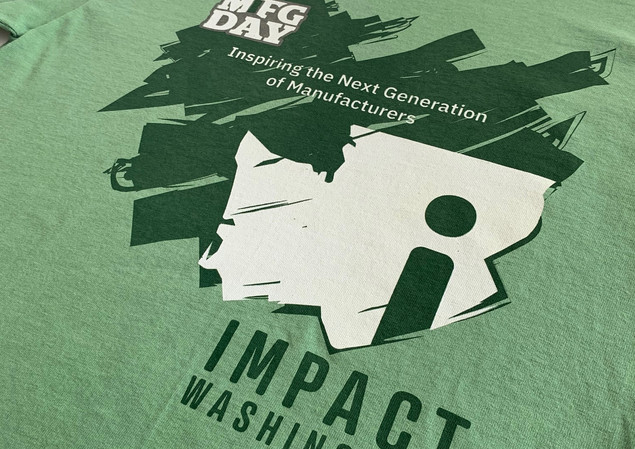 Impact Washington MFG Day T-shirt