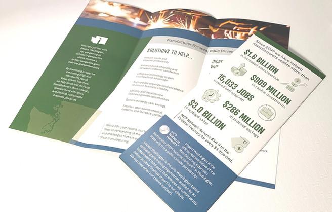 Impact Washington Brochure