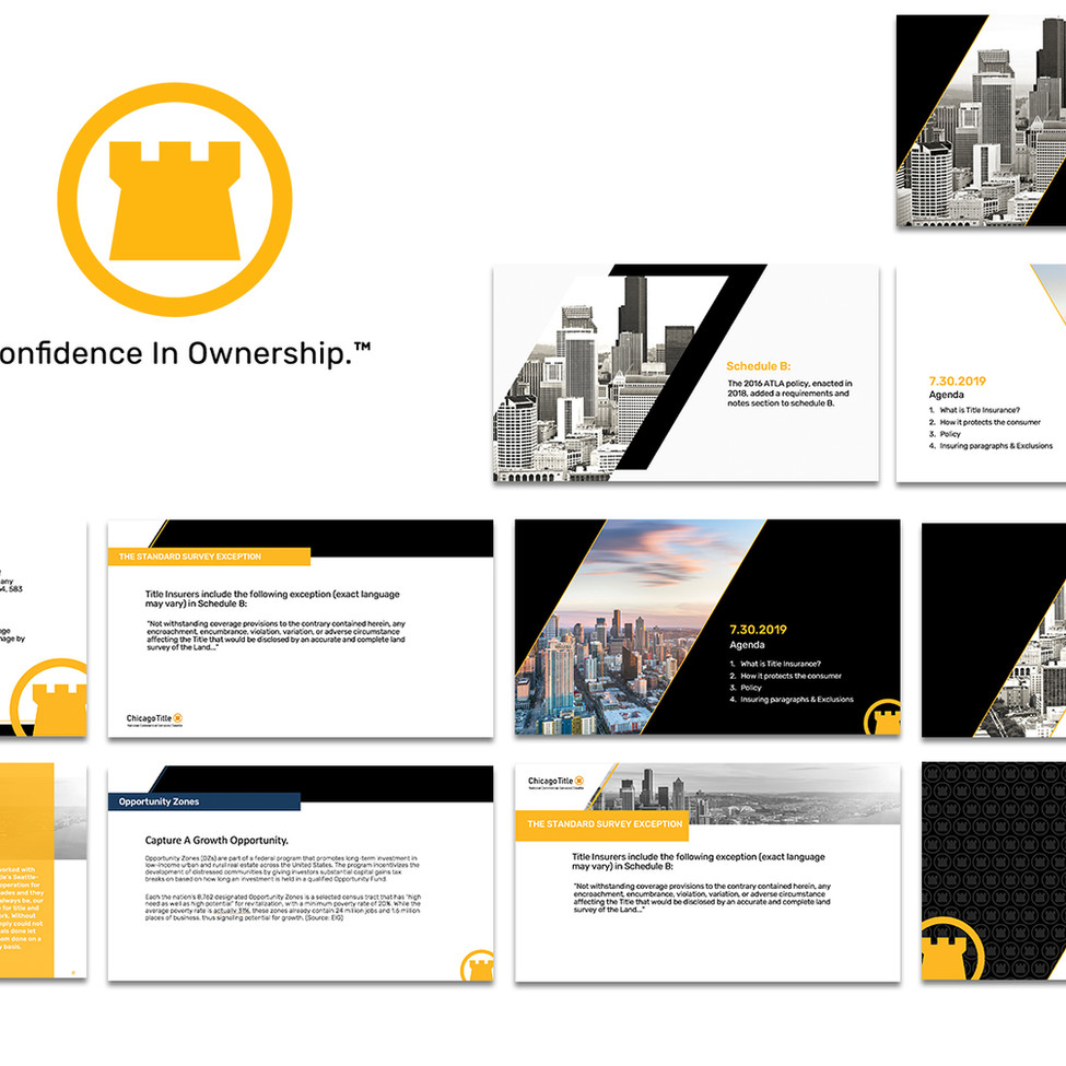 Chicago Customized Powerpoint