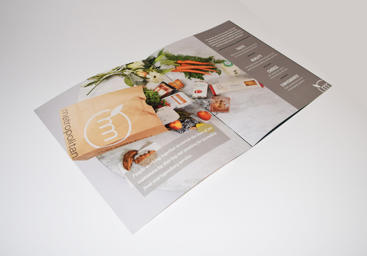Metropolitan Market Employee Handbook