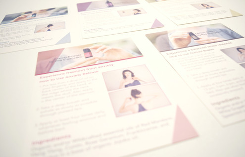 Meo Energetics Product Description Cards