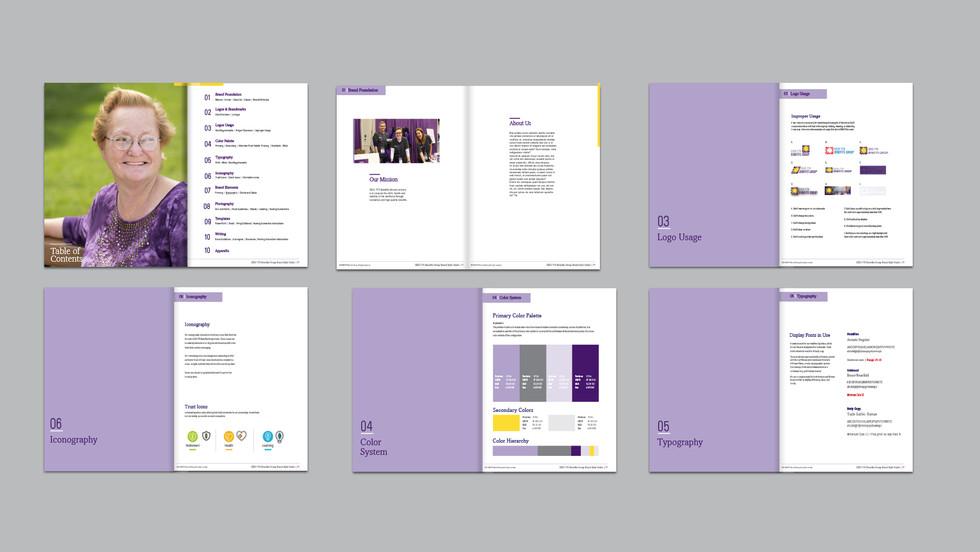 Benefits Brand Book