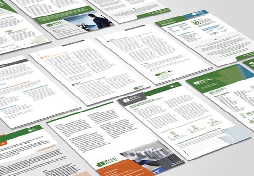 Impact Washington Sell Sheets
