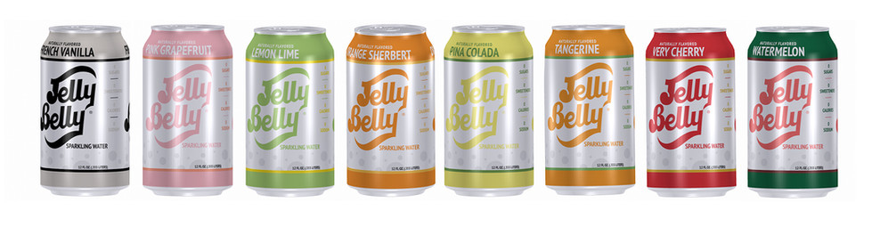 Jelly Belly Sparkling Water