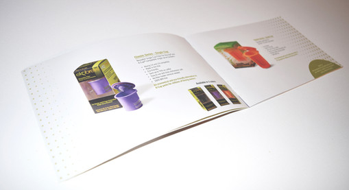 Ekobrew Product Brochure