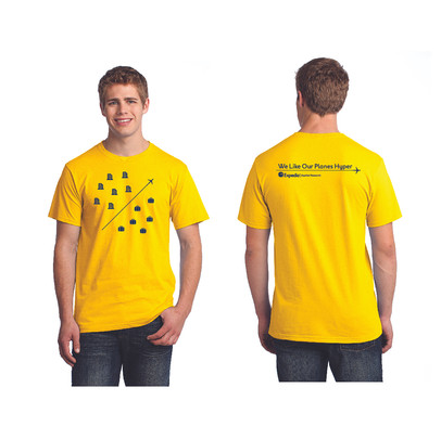 Expedia T-shirt