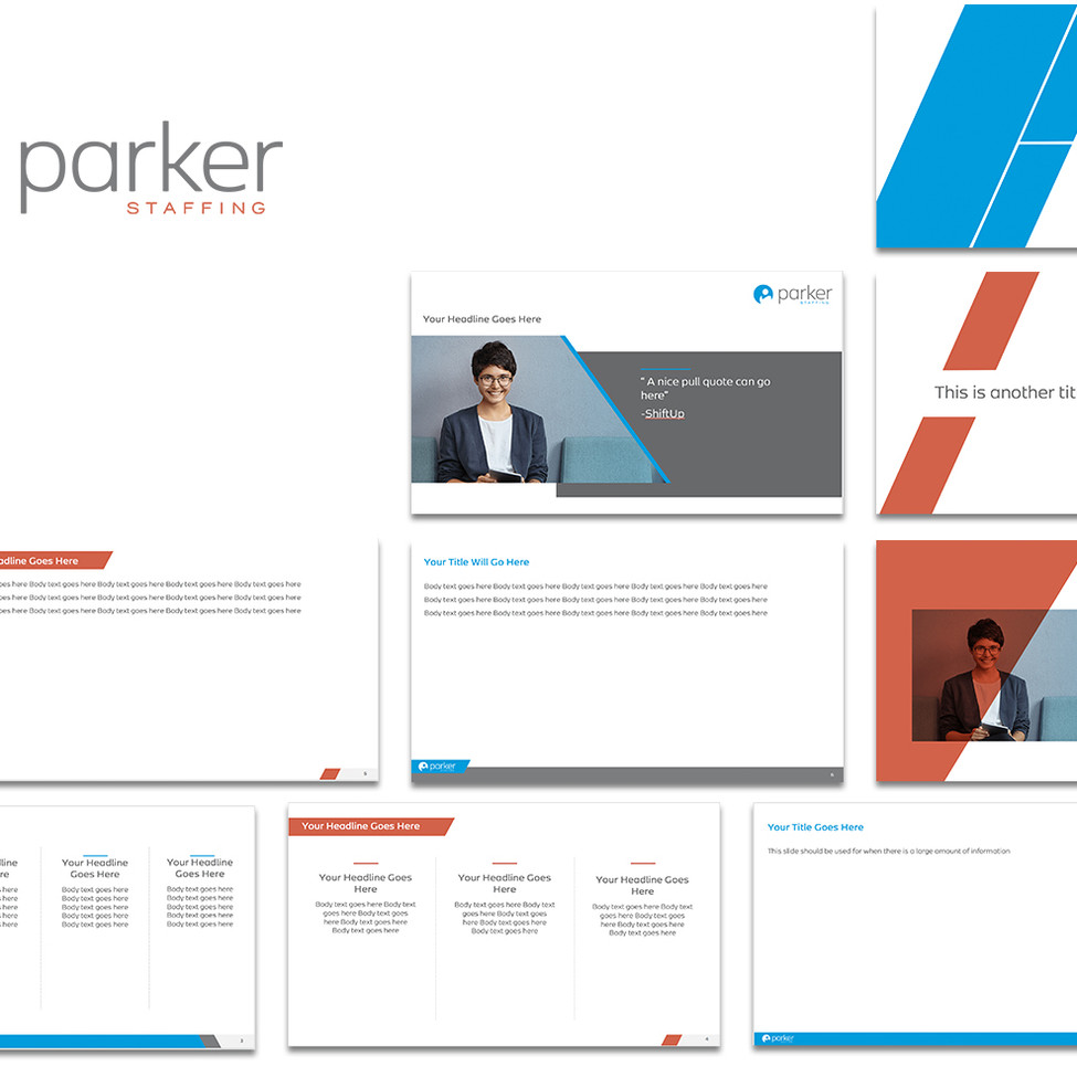 Parker Customized Powerpoint