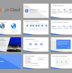 Google Customized Powerpoint