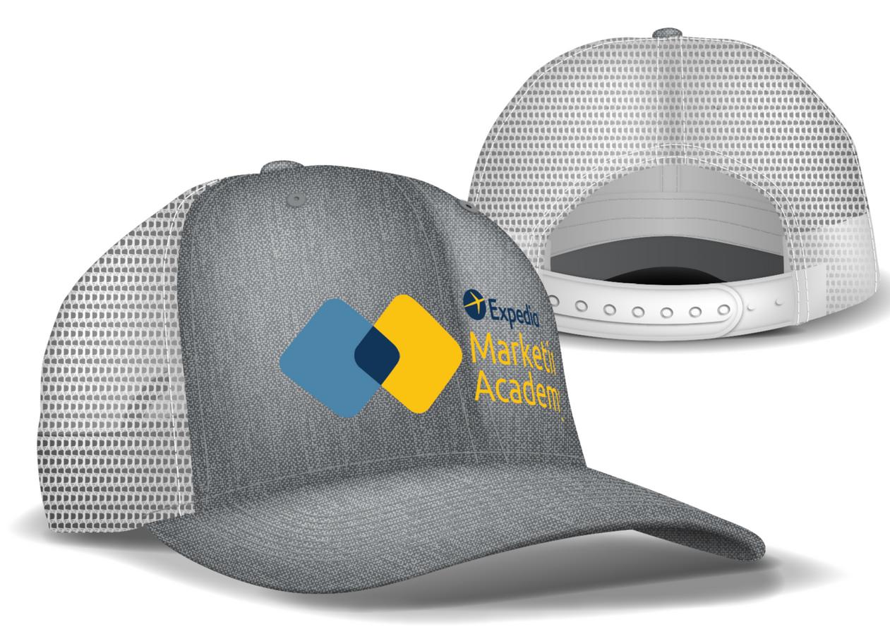 Expedia Hat
