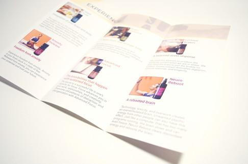 Meo Energetics Brochure open