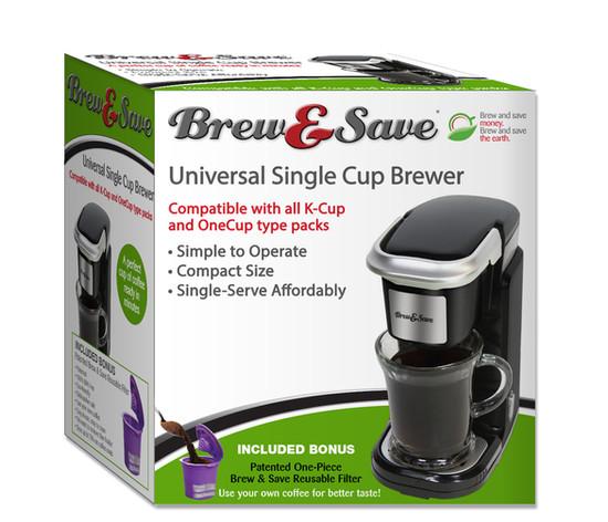 Brew & Save Coffee Brewer