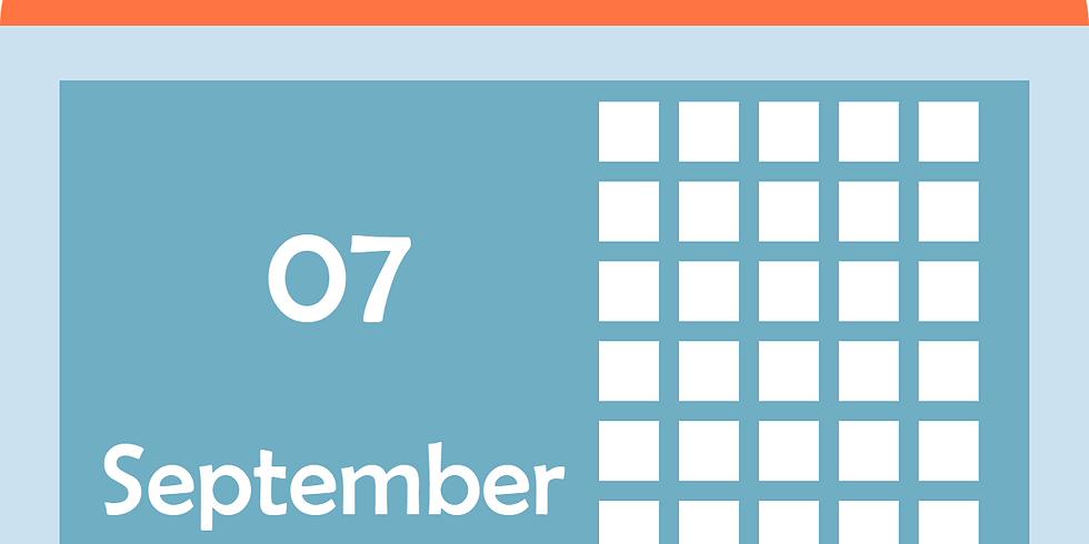 הכנת לוח שנה אישי- חלק א' 7.9 16:00