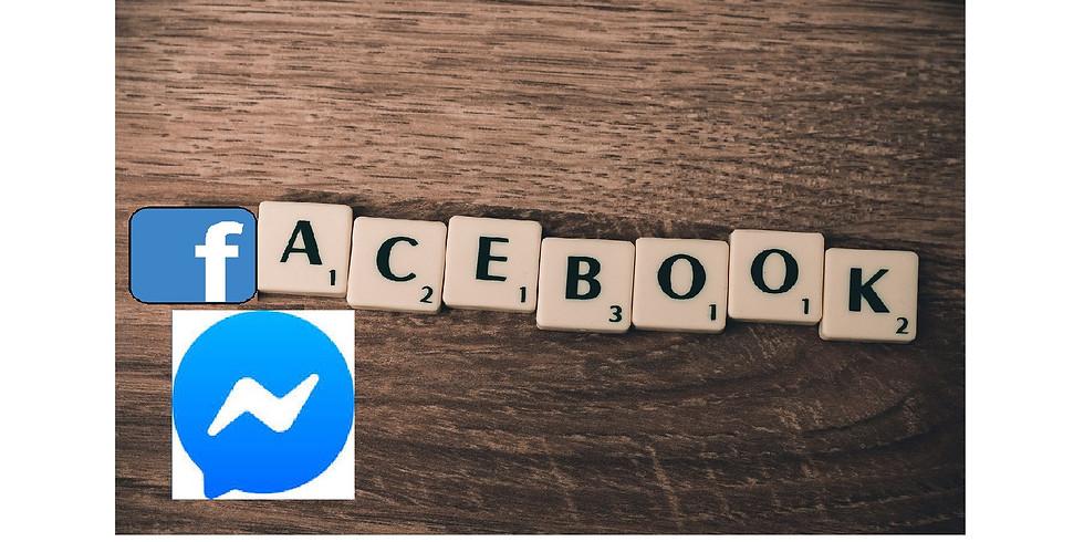 שליחת הודעות אישיות בפייסבוק (מסנג'ר) חלק ב' 09.11 10:00