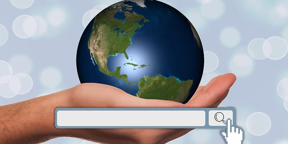 Google Earth - לתור את העולם דרך המסך 18.10 10:00