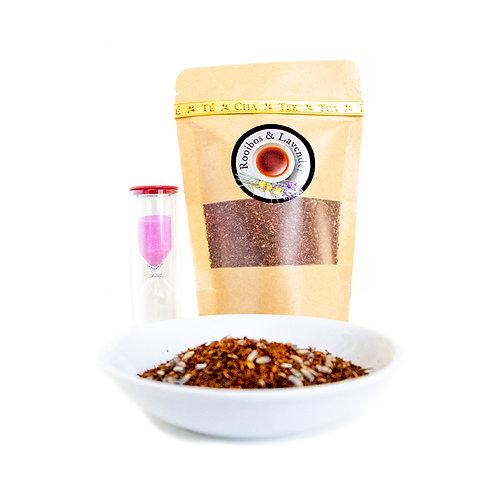 Lavender Rooibos tea