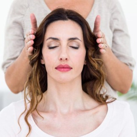 Relaxing Reiki Session