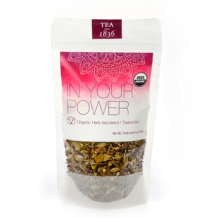 Ayurvedic - Herb tea blend In Your Power