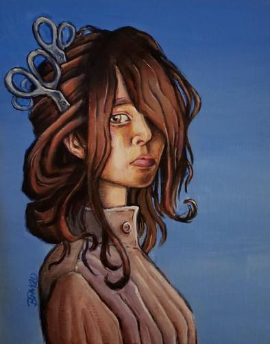 Scissor Girl
