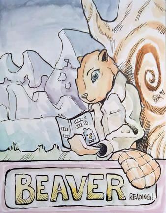 Beaver Reading