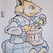 Band - corgi