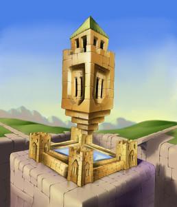 The Mage's Castle