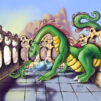 The Royal Dragon's Nest