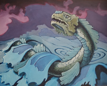 Deep Water Dragon