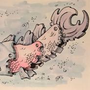 Gear fish