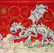 Medieval Jabberwock