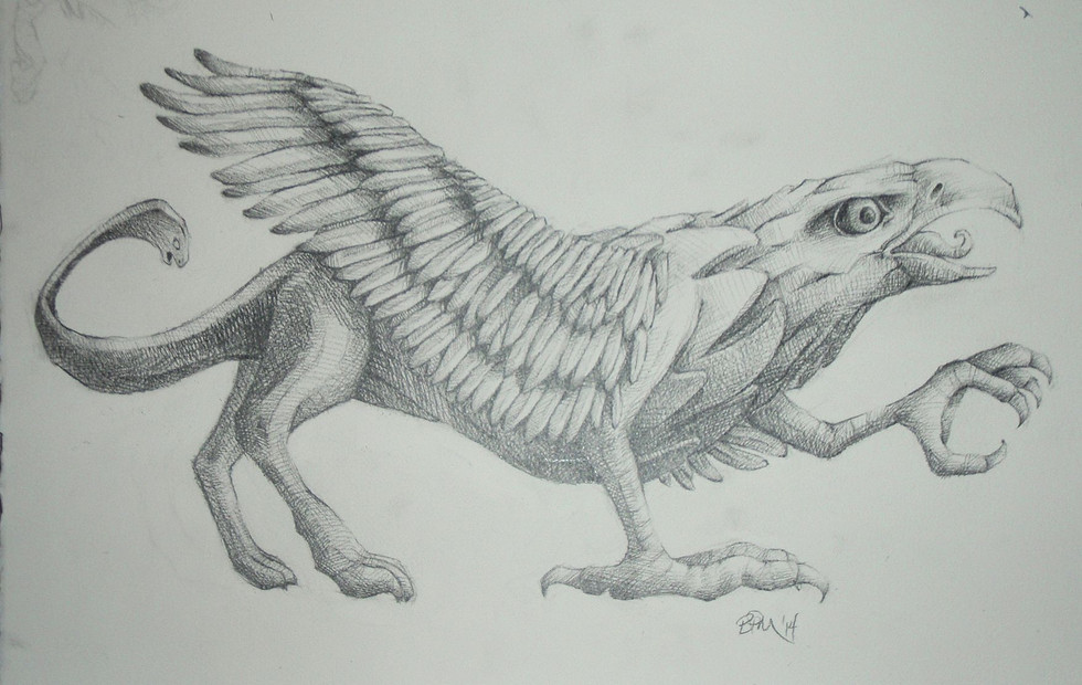 Gryphon [Griffin]
