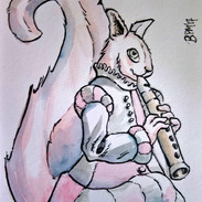 Band - squirrel