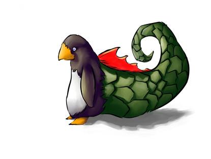 Penguin Dragon
