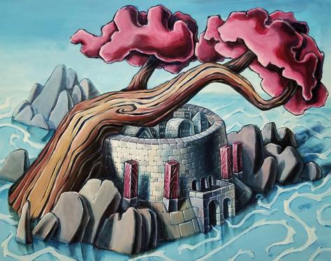 Walled Island