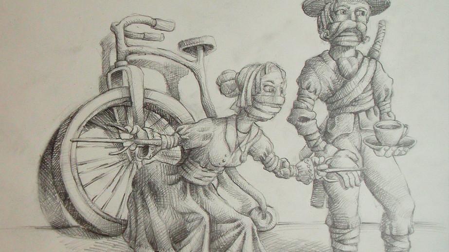 Victorian Ninjas