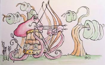 Octopus Archer
