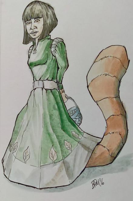 Tenuki Princess
