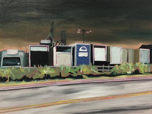 'Truck Lot'