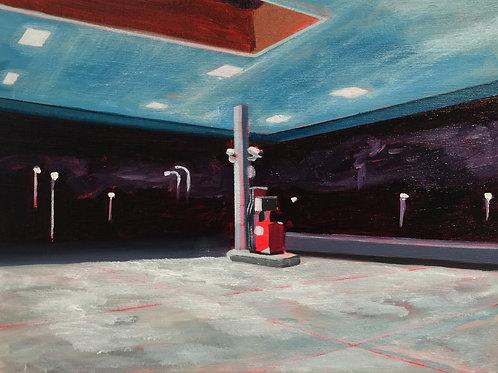 'Petrol Pump'