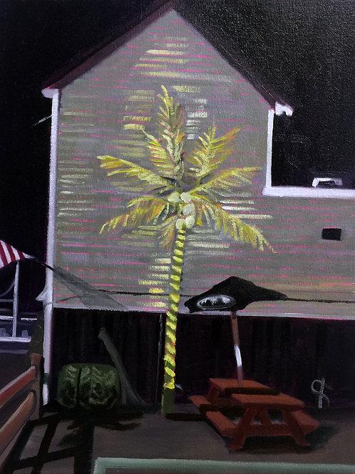 'Neon Palm'
