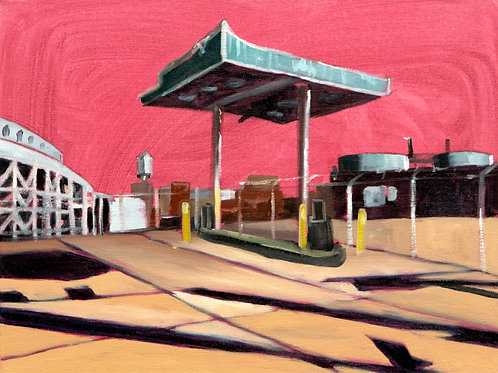 'Gowanus Gas Station'