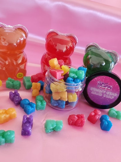 Luscious Gummy Bear Hand Soap for Kids