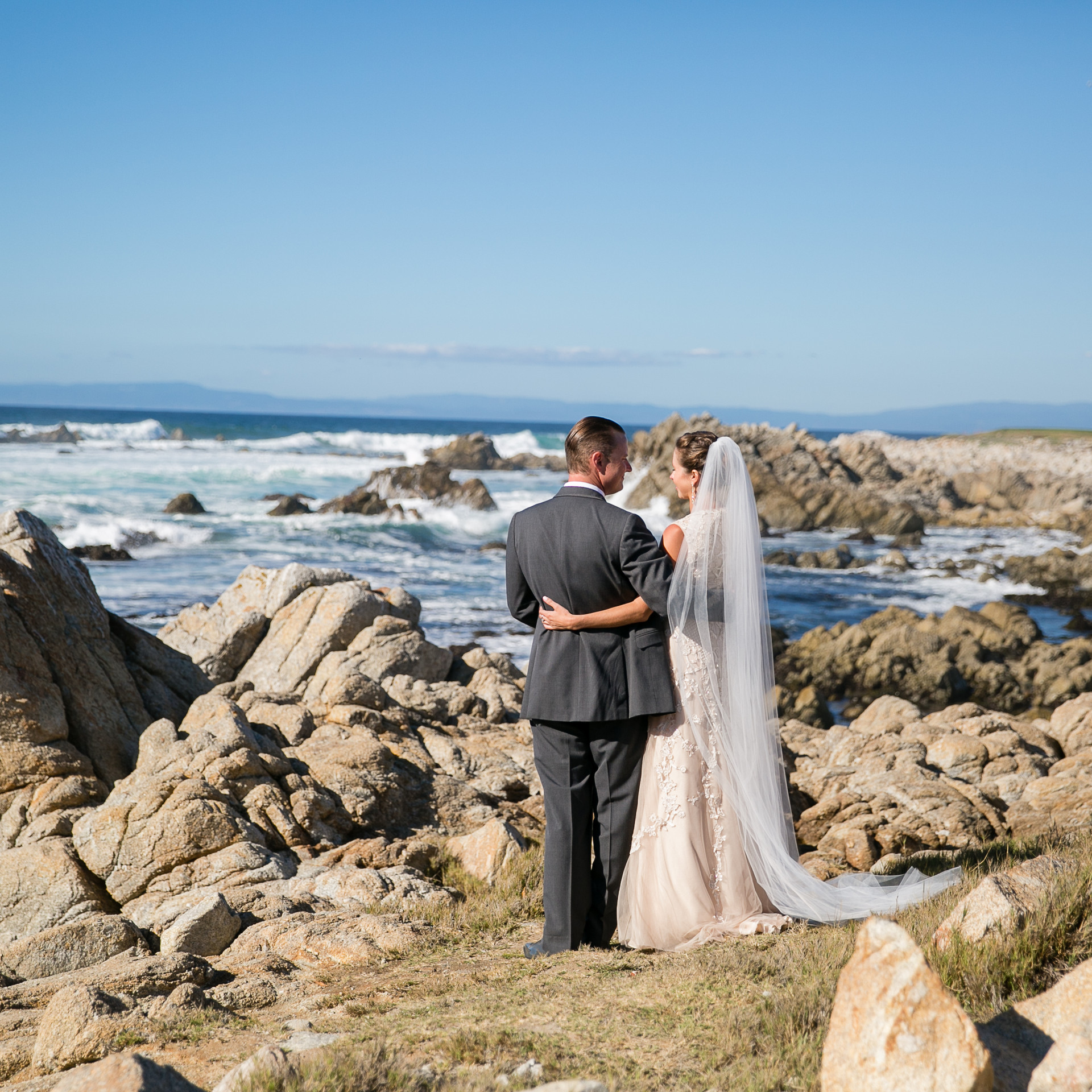 Hitched in Carmel