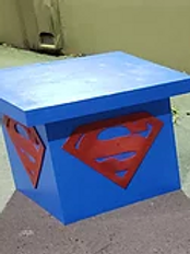 Superhero Kids Tables