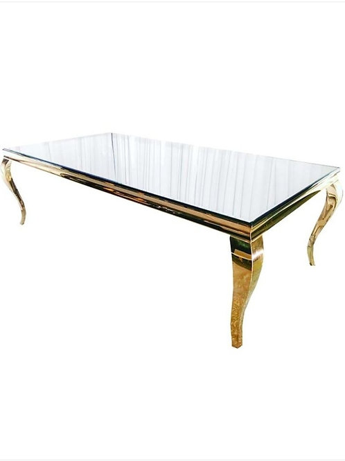 Washington Table - Gold
