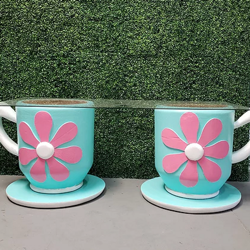 Tea Cup Table